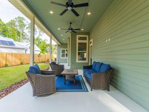 Augusta 30 Back Porch