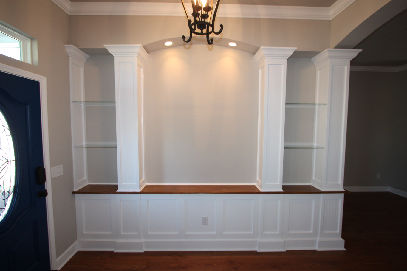 9261 Foyer Storage