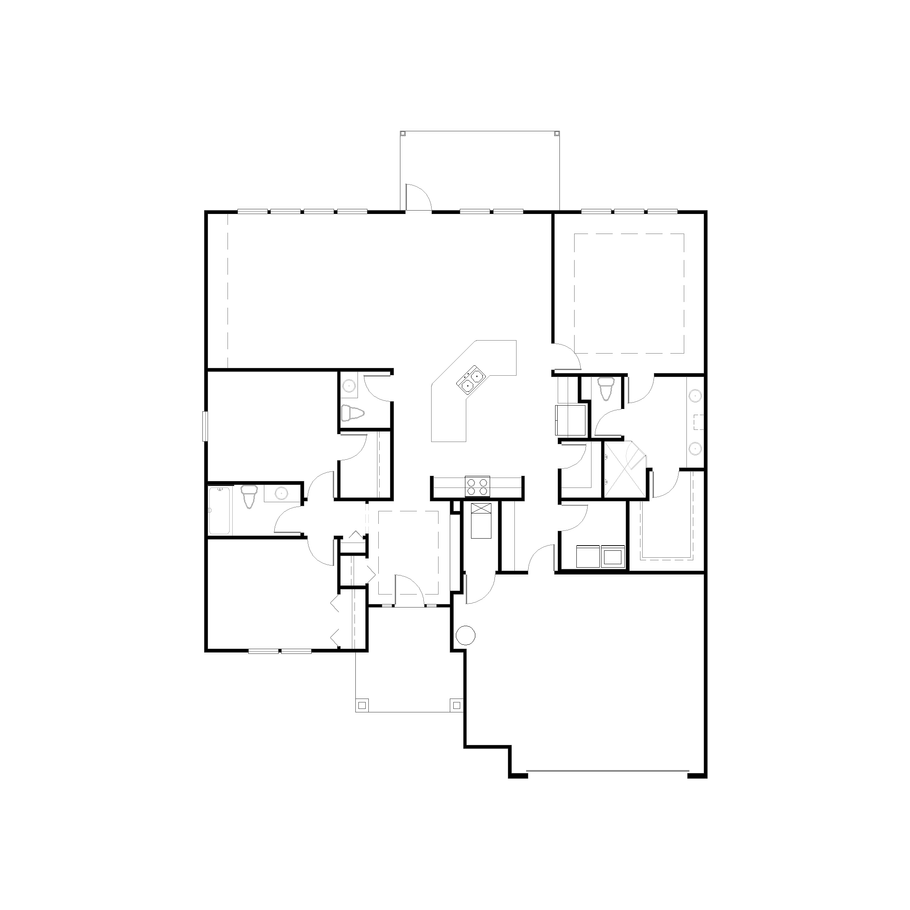 Lakeland Floorplan