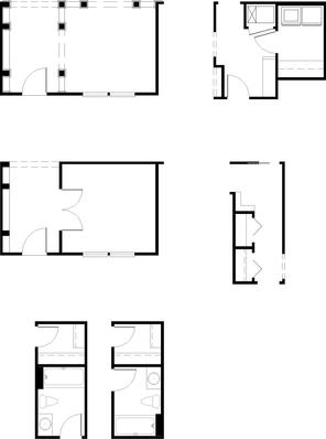 Nashville II Floorplan Options