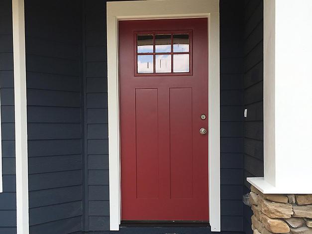 1031 Front Door