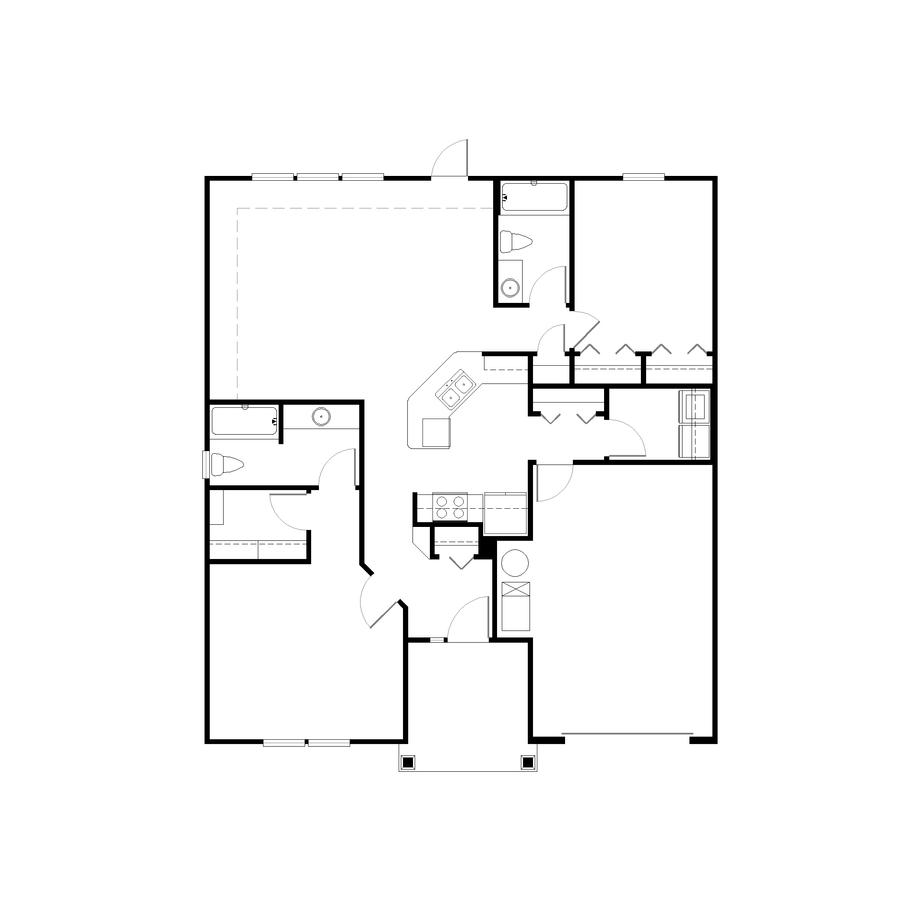 St Martin Floorplan