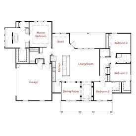 NASHVILLE II MODEL Floor plan