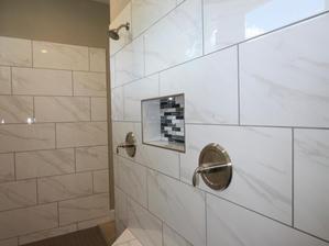 9299 Master Bathroom Walk-In Shower