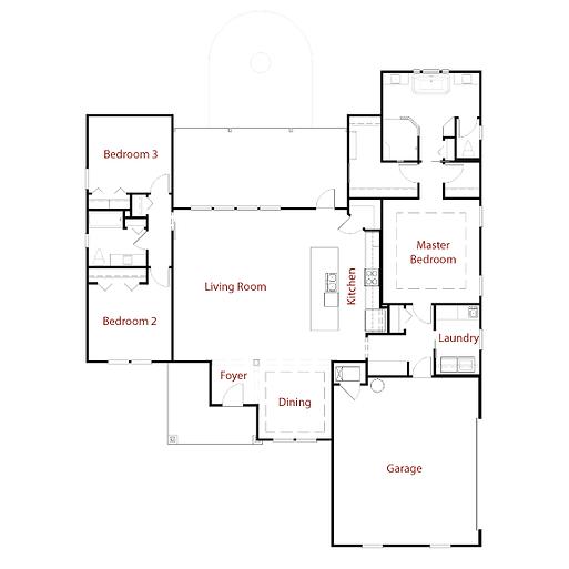 SMITH Floorplan