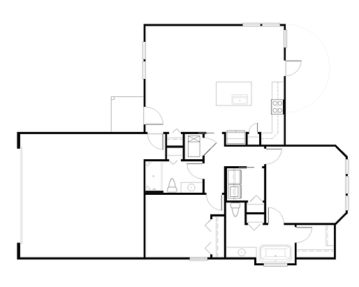 CUSTOM 9268 Floor Plan