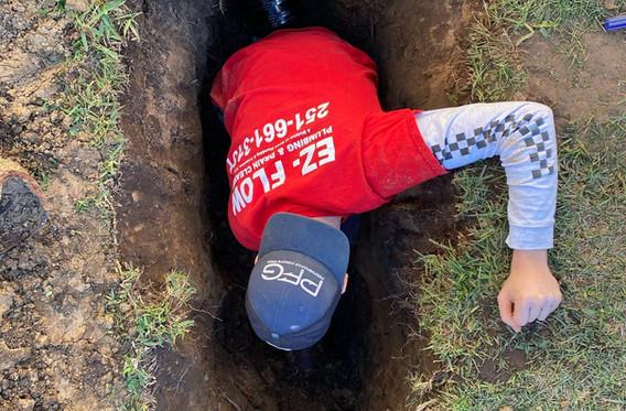 EZ-Flow Plumbing & Drain Cleaning Sewer Line Repair