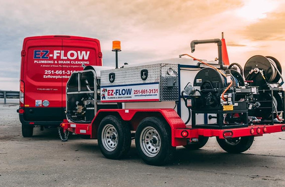 EZ Flow Plumbing and Drain Cleaning Mobi