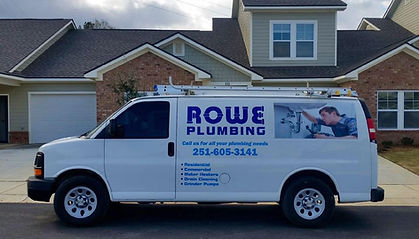 Rowe Plumbing, Mobile, Alabama