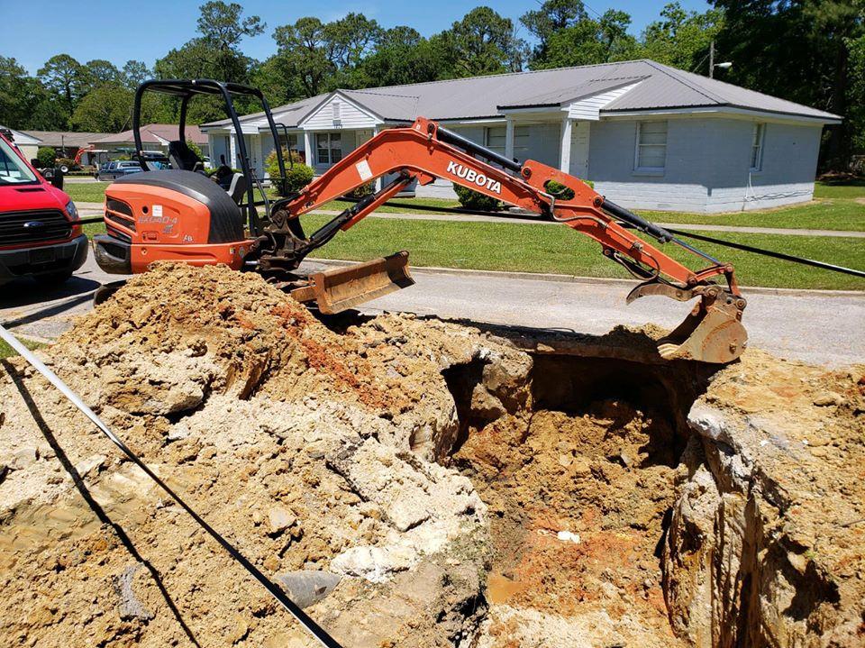 Ez Flow Plumbing Main Line Repair