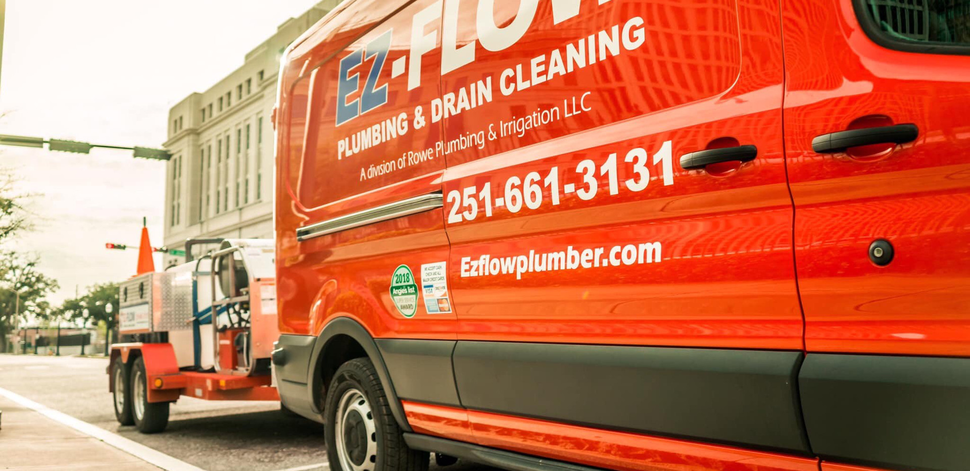 EZ-Flow Plumbing Commercial in Down Town Mobile