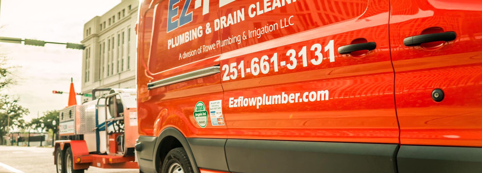 EZ-Flow Plumbing Commercial in Down Town Mobile