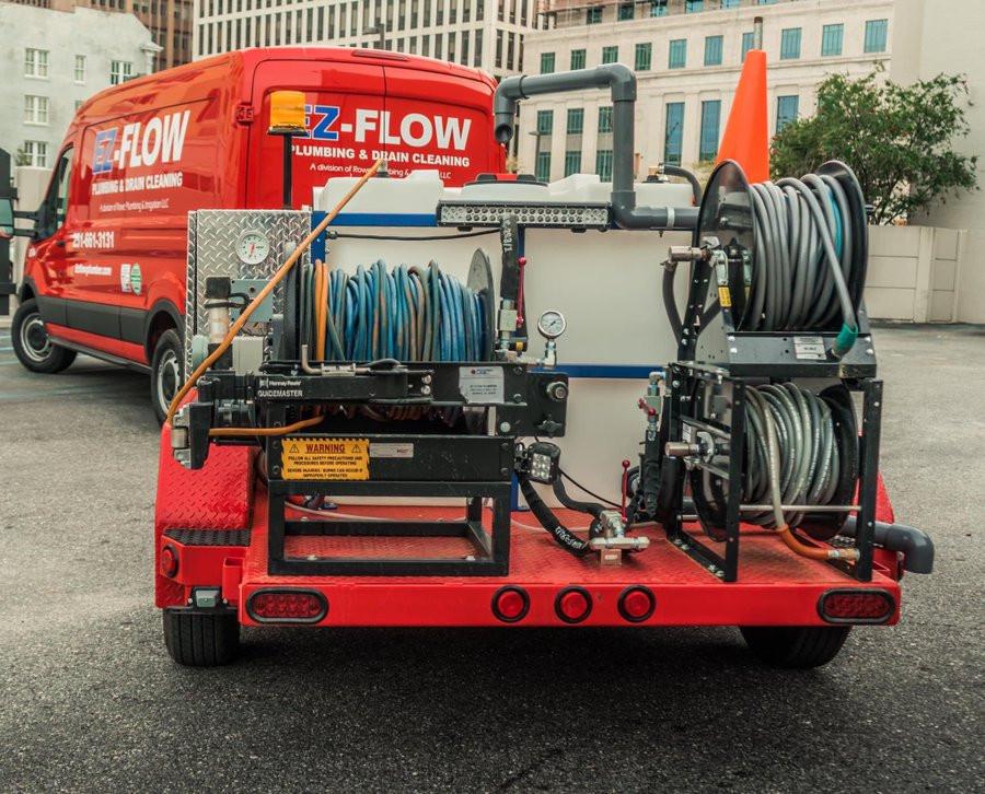 Ez Flow Plumbing Jetter