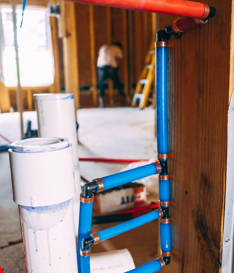 EZ-Flow Plumbing New Construction
