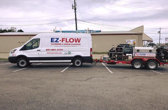 EZ Flow Plumbing and Drain Cleaning Theodore Alabama