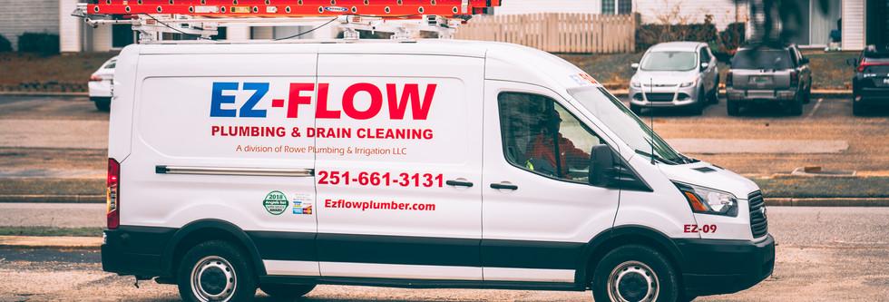 EZ-Flow Plumbing & Drain Cleaning
