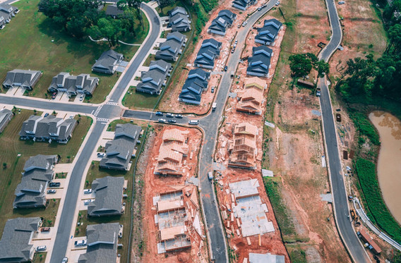 Battles Trace neighborhood Fairhope Alabama