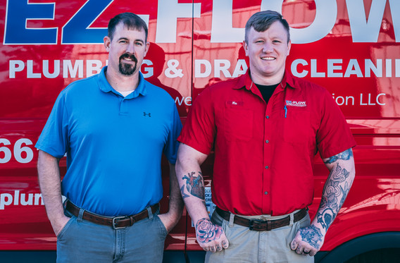 EZ-Flow Plumbing & Drain Cleaning Owner and Manager