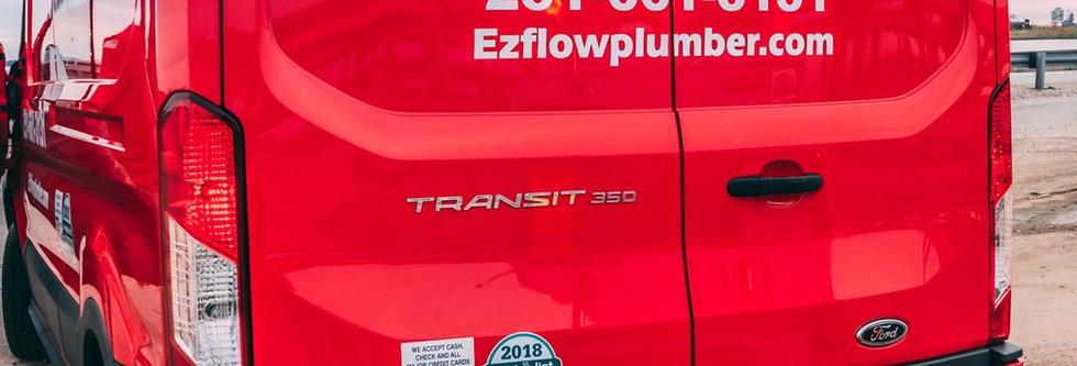 EZ-Flow Plumbing Fleet