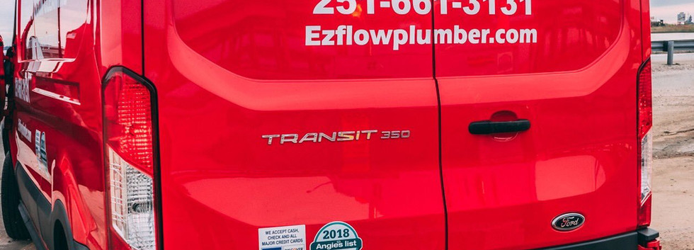 EZ-Flow Plumbing Fleet