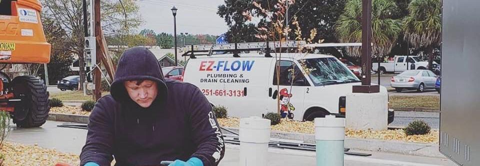 Wes at EZ-Flow Plumbing Hydro Jetting Plumbing
