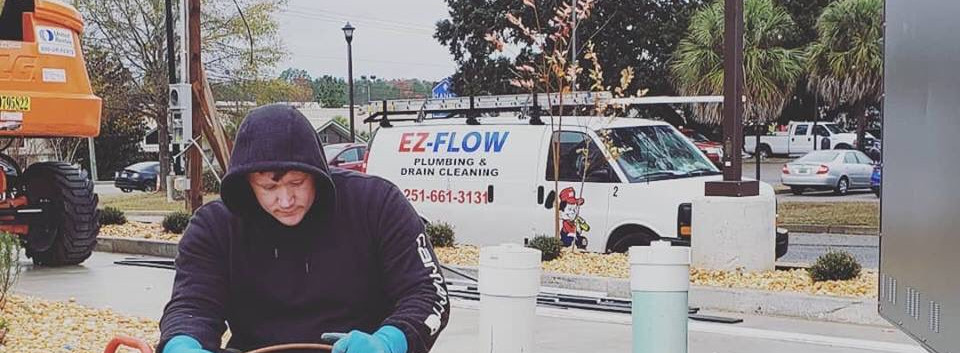 Wes at EZ-Flow Plumbing Hydro Jetting Plumbing