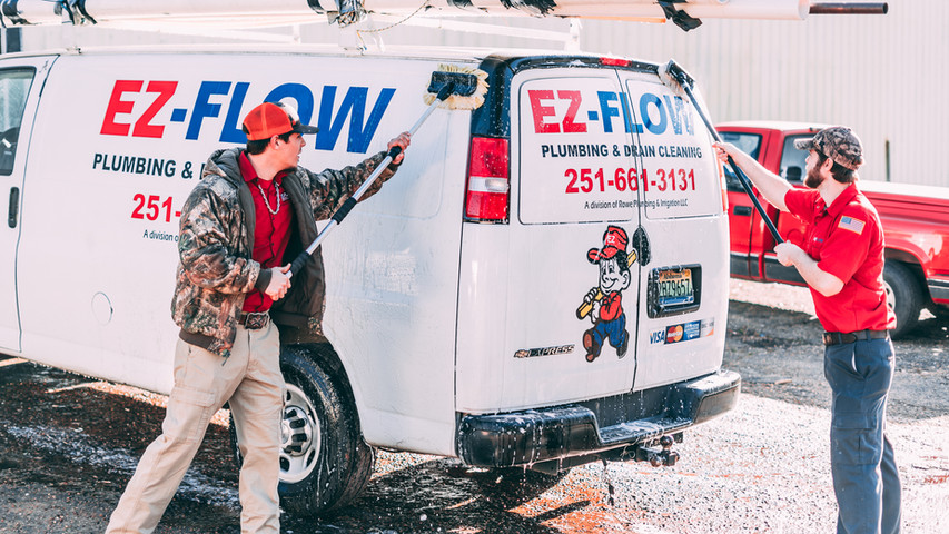 EZ-Flow Plumbing & Drain Cleaning