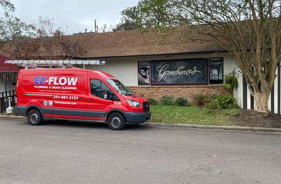 EZ Flow Plumbing and Drain Cleaning Gamb