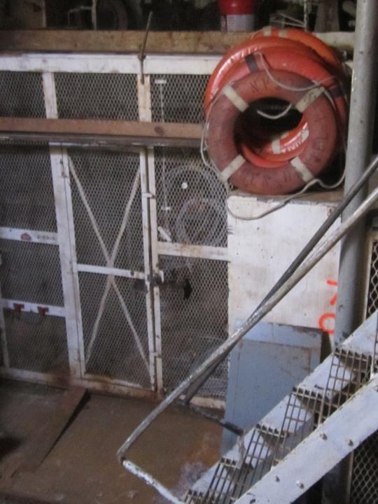 Storage cage & stairs.jpg