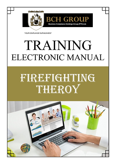 OHS TRAINING: Firefighting Theory