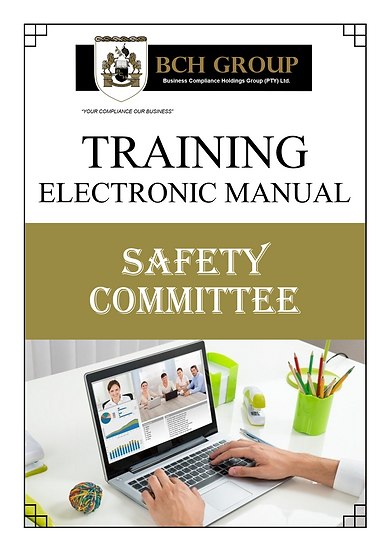 OHS TRAINING: Safety Committee