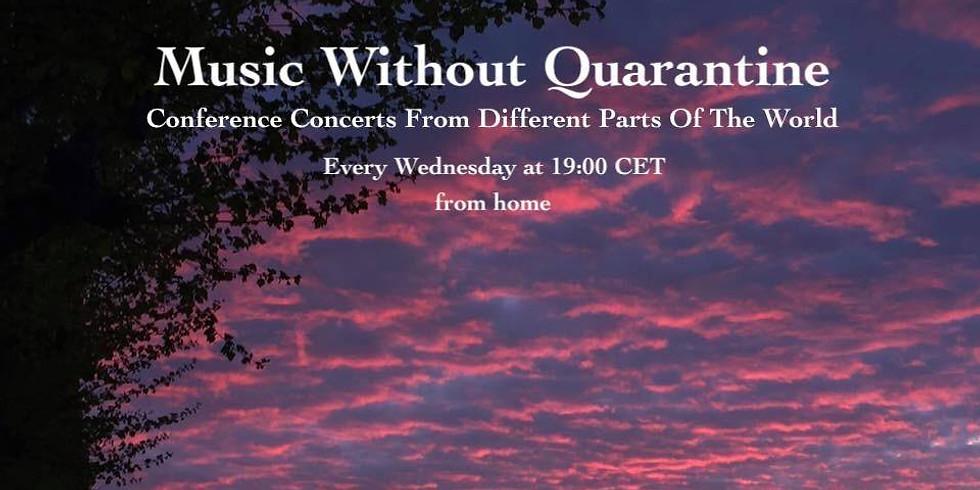 MUSIC WITHOUT QUARANTINE
