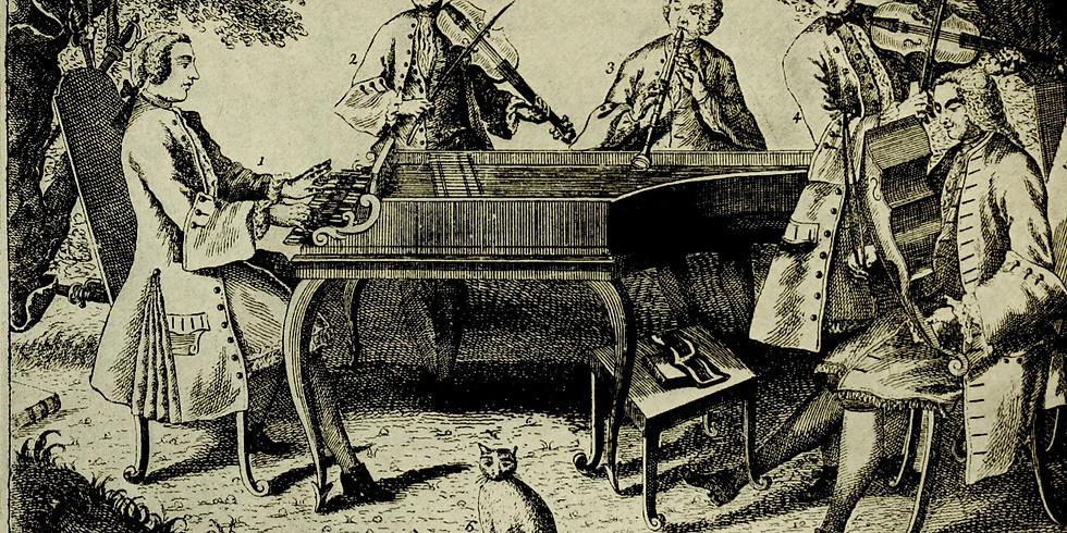 """""""Concert Spirituel"""""""