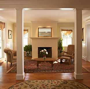 Historic Family Room Renovation