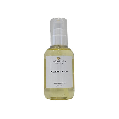 Wellbeing Body and Massage Oil