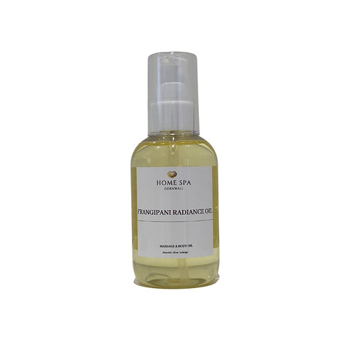 Frangipani Radiance  Body and Massage Oil