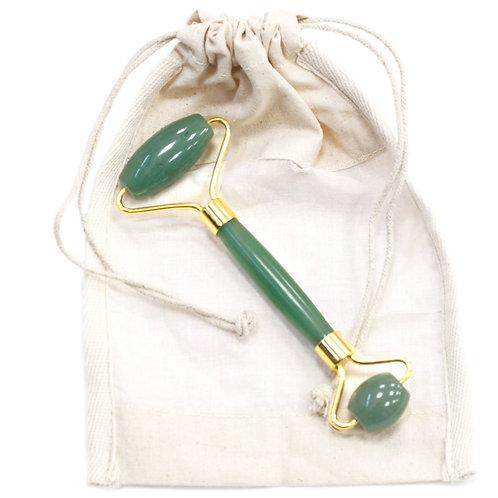 Jade Gemstone Face Roller