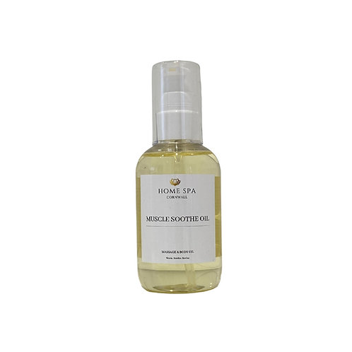 Muscle Soothe Body and Massage Oil