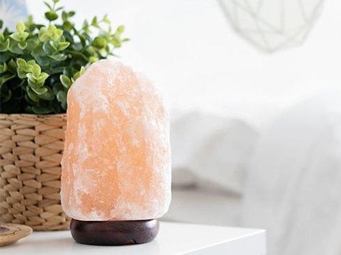 Himalayan Crystal Salt Lamp (approx 3-5kg)