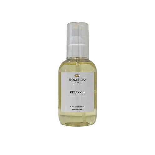 Relax Body and Massage Oil