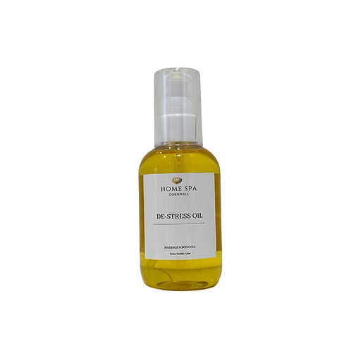 De-stress Body and Massage Oil