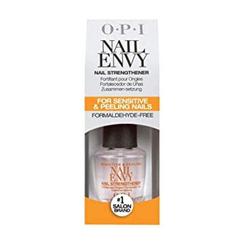 OPI Nail Envy Sensitive & Peeling Natural Nail Strengthener 15ml