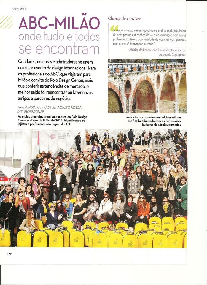 Revista do Polo Design Show- 2012