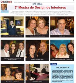 Revista Digital Giro Abc - 2012
