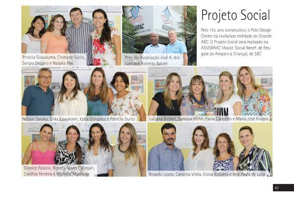 Projeto Social 2015