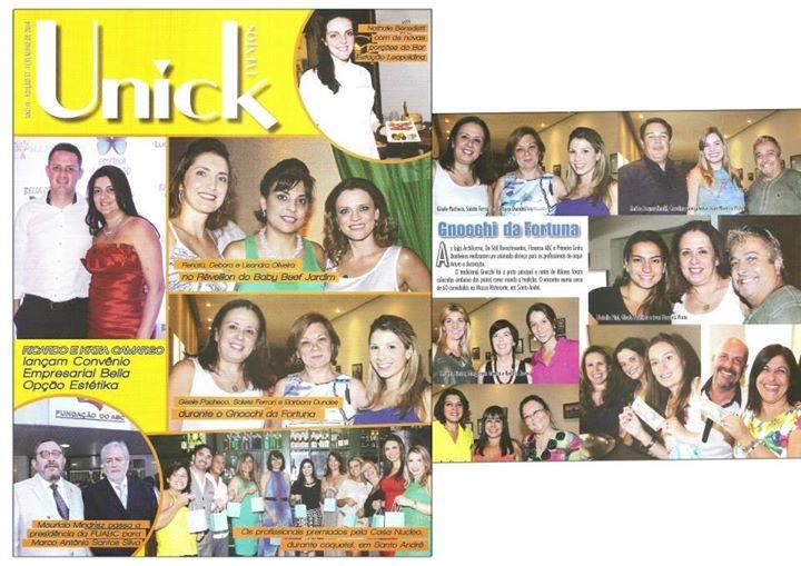 Revista Unick - 2014