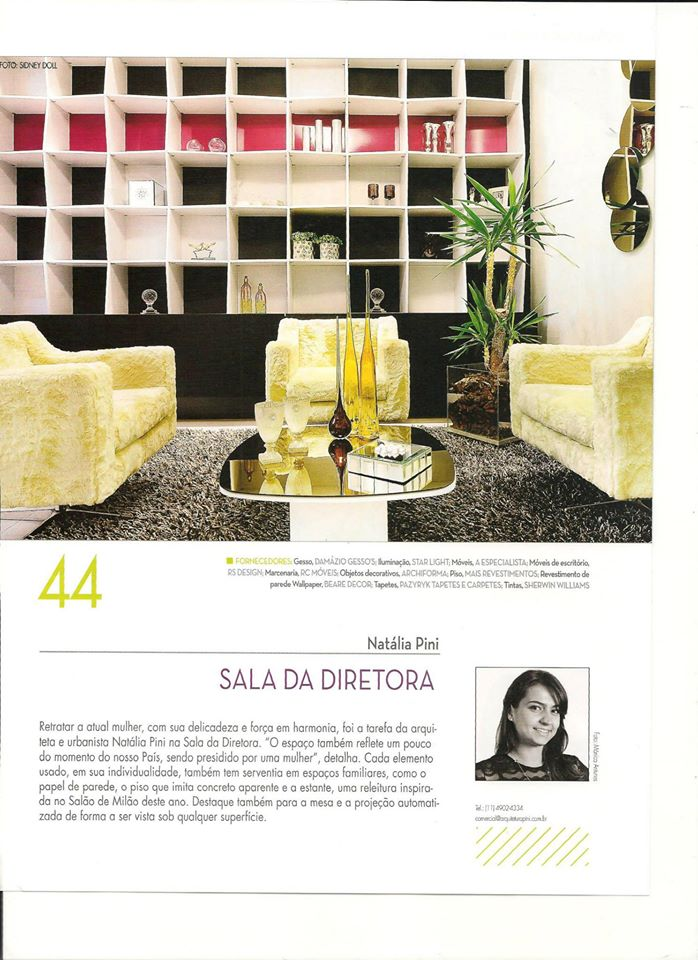 Revista do Polo Design Show - 2012