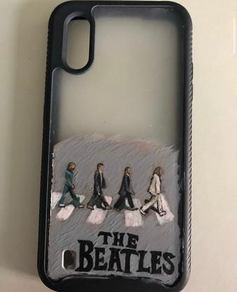 The Beatles phone case