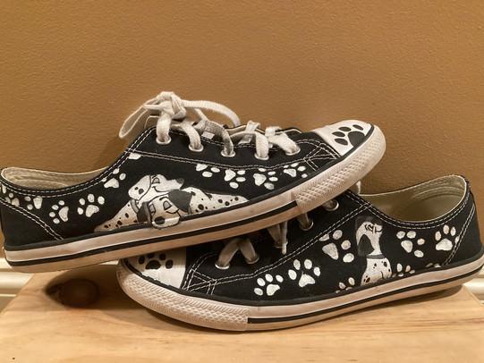 101 Dalmation Shoes