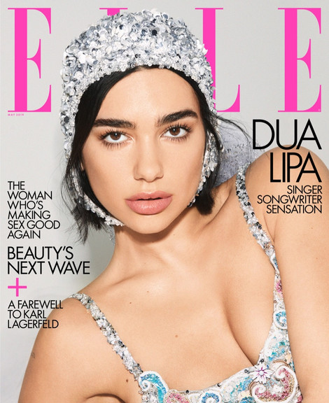 NSxMS features in Elle Magazine May 2019 Issue